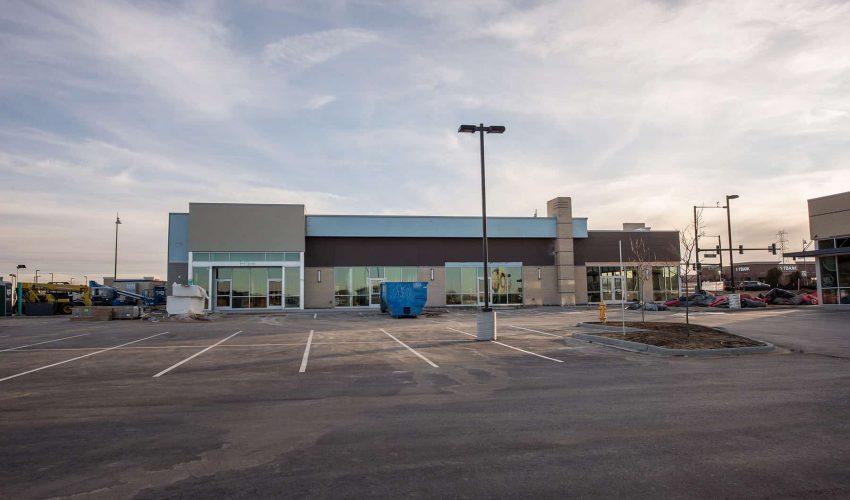2nd Creek Marketplace Multi-Tenant Building