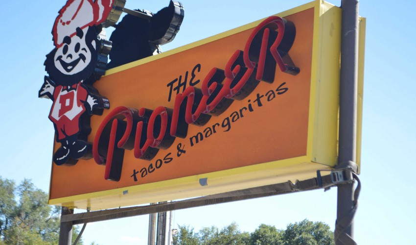 The Pioneer Bar and Grille