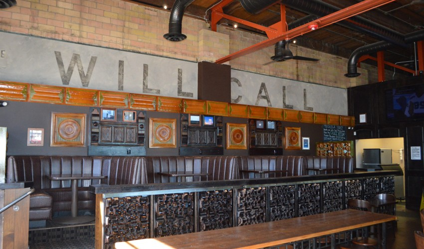 Will Call Bar and Grille
