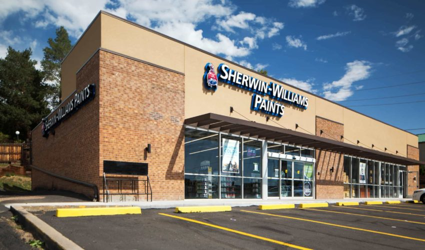 Sherwin Williams – Tower Road